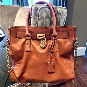 Beautiful Michael Kors Hamilton Handbag
